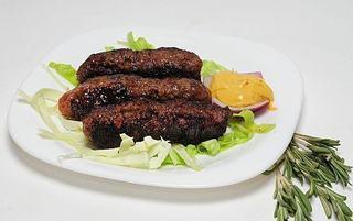 Mititei din carne de vita