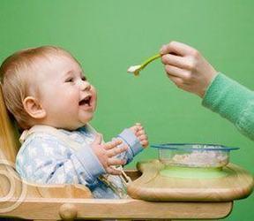 Super alimente pentru bebelusi