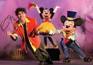 Mickey's Magic Show, o superproductie Disney Live!