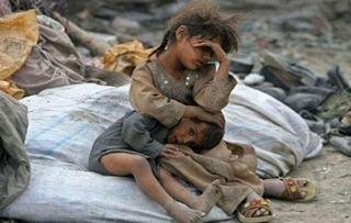 Copiii sirieni viseaza sa moara, sa ajunga in rai si sa nu mai sufere. Raportul Salvati Copiii