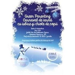 Green Parenting Carnaval de Iarna by Active Center