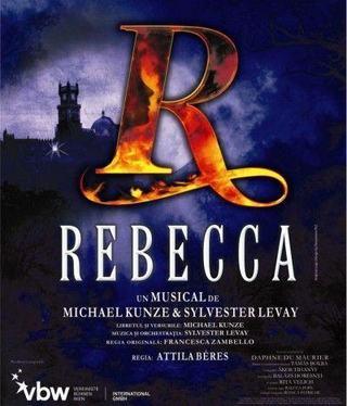 Spectacolul Rebecca la Teatrul National de Opereta Ion Dacian