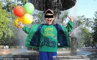 Un baiat de 8 ani, torturat de tatal vitreg pentru ca a ajuns tarziu acasa. Ce i-a facut o noapte intreaga