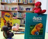 Cum sa creezi un spatiu de lectura pentru cei mici