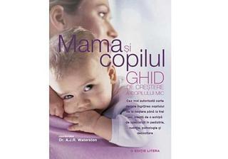 5 carti despre cresterea si ingrijirea bebelusilor