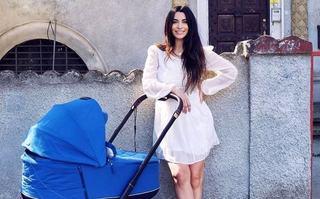 Cum arata abdomenul lui Lili Sandu, la 40 de zile dupa nastere