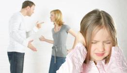 Manipularea copilului in cazul unei despartiri