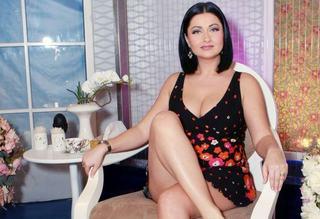 Gabriela Cristea a primit interdictie de la nutritionist. S-a ingrasat foarte mult