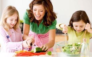 Ce trebuie sa manance copilul in fiecare zi, in functie de varsta
