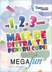 AFI Palace Cotroceni se transforma de 1 Iunie in mall-ul distractiei pentru copii