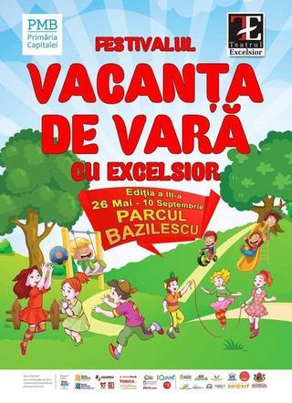 Weekend cu distractie la Festivalul Vacanta de Vara cu Excelsior incepand cu 9 iunie