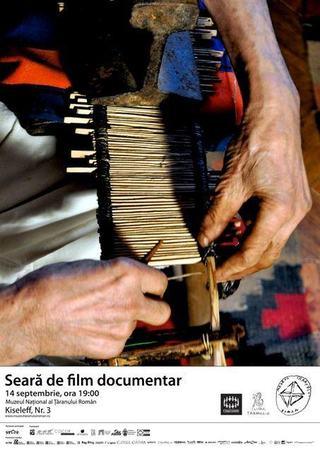 Seara de film documentar, la Muzeul Taranului Roman
