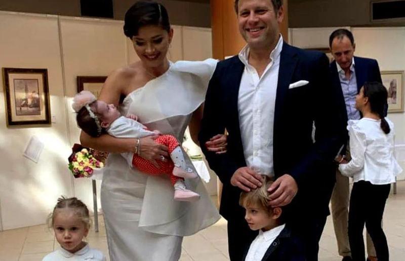 Alina Puscas s-a casatorit civil la doi ani dupa cununia religioasa
