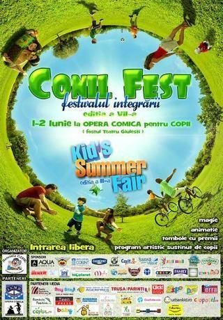 Va invitam la CONIL FEST – Festivalul Integrarii, editia a VII-a
