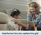 Sensibilitatea mamicilor si a copiilor la mirosurile puternice