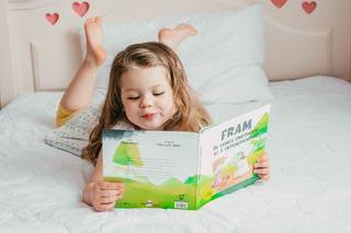 Copiii invata despre emotii si respect prin joaca si citit, in Lumea lui Fram