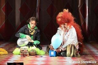 Carolina si poneiul, Teatrul Ion Creanga
