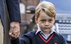 Ducesa de Cambridge a dezvaluit cum l-a poreclit Printul George pe tatal sau