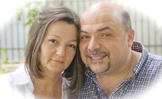 """Drama actorului """"Gogoasa"""": La nastere a suferit un accident vascular, iar prima lui fetita a murit"""