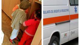 Fetita de 4 ani, gasita inconstienta de ingrijitoare la gradinita