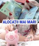 Ministrul Finantelor, anunt de ultima ora despre alocatiilor copiilor. Cu cat se vor majora de la 1 ianuarie