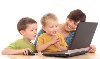 Cum ia copilul tau contact cu tehnologia. 5 recomandari