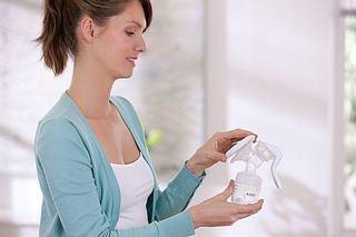 Mai mult confort pentru tine, mai mult lapte pentru bebelus