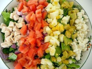 Salata Cobb
