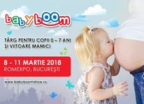 Produse unice la nivel mondial prezentate in premiera la targul pentru copii Baby Boom Show