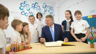 Klaus Iohannis, mesaj de 1 Iunie pentru copii