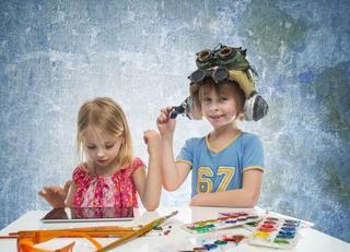 Copilul tau e neatent? Afla cum poti sa-i imbunatatesti puterea de concentrare