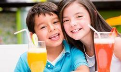 Bauturile pentru copii: ce sa alegi si ce nu