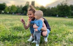 Flavia Mihasan a devenit mamica pentru a doua oara. Prima imagine cu bebelusul