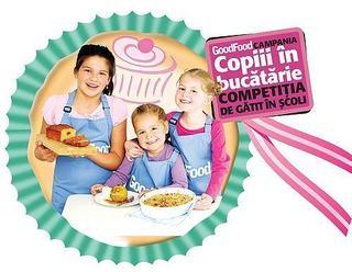 Concurs culinar pentru copii in Baneasa Shopping City