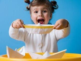Origami pentru copii, beneficii si idei de activitati