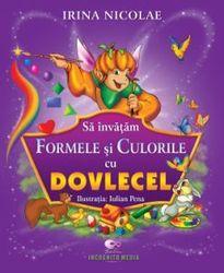 Irina Nicolae si Dovlecel ii invita pe cei mici in lumea culorilor si formelor