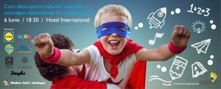 Modern Dads Challenges, editia 8 - Cum descoperim talentul copilului si incurajam dezvoltarea lui multilaterala