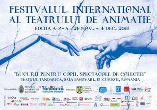 Festivalul International al Teatrului de Animatie
