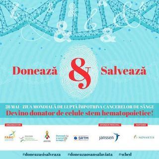 28 mai - Ziua Mondiala de Lupta Impotriva Cancerelor de Sange