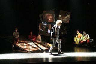4 Dansuri, o noua premiera la Teatrul Excelsior