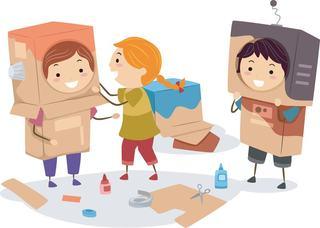 Invata-l pe cel mic ce inseamna reciclarea!