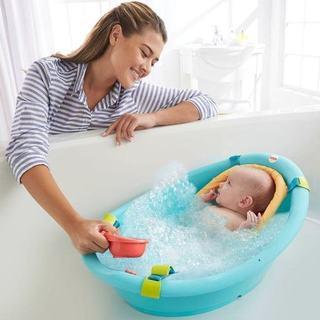 Ce NU trebuie sa faci NICIODATA cand speli bebelusul. 6 lucruri foarte periculoase
