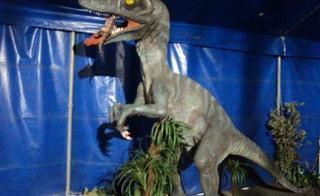 Cea mai mare expozitie de dinozauri in marime naturala din Europa, Parcul Copiilor, Sector 4, Bucuresti