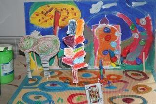 Cursuri de arta pentru copii si adulti, Galeria MORA