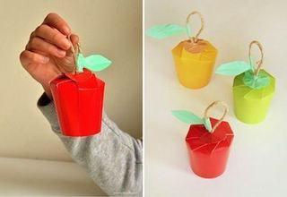 11 crafturi din paharele de carton