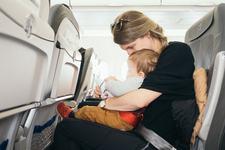 Care este varsta potrivita pentru un copil sa calatoreasca in avion