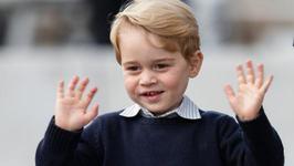 Ce obicei a mostenit Printul George de la bunica sa, Diana. Si tatal sau face la fel