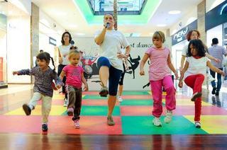 Baneasa Shopping City si Feeria, sursa de inspiratie pentru parinti si copii