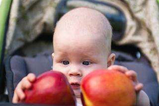 Alimentatia copilului de 1 an: Idei de mese sanatoase
