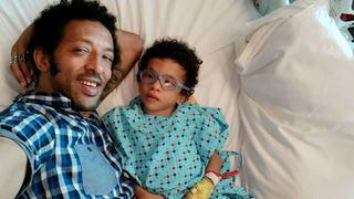 Kamara, mesaj emotionant pentru fiul sau: Leon ma invata ca imposibilul ramane imposibil pana devine posibil